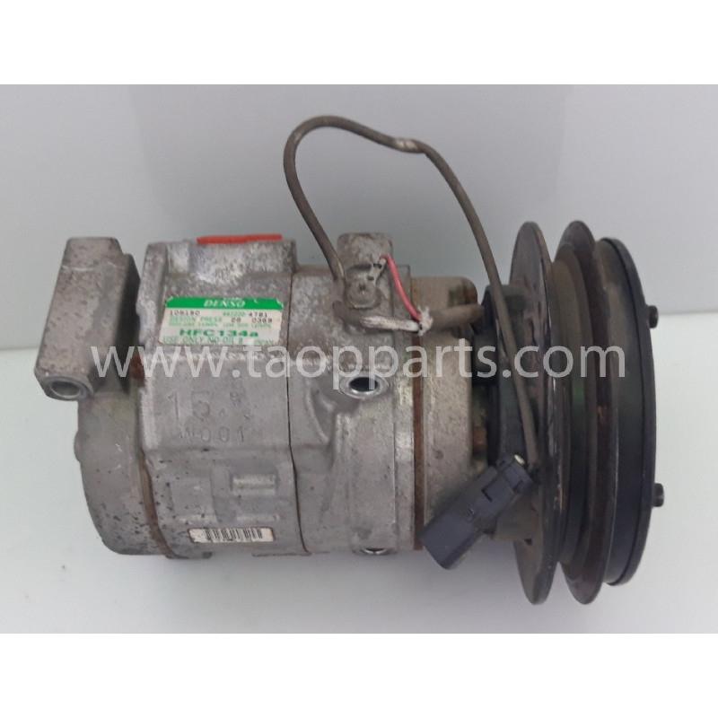 Compresor usado Komatsu 418-S62-3161 para WA320-5 · (SKU: 57597)