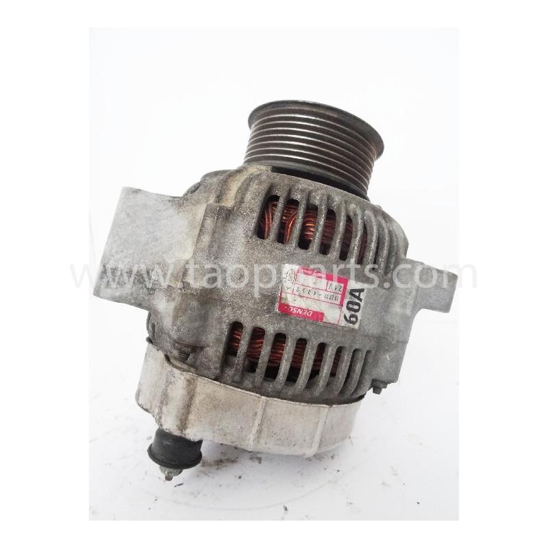Alternador Komatsu 600-861-6420 de Pala cargadora de neumáticos WA380-6 · (SKU: 2470)