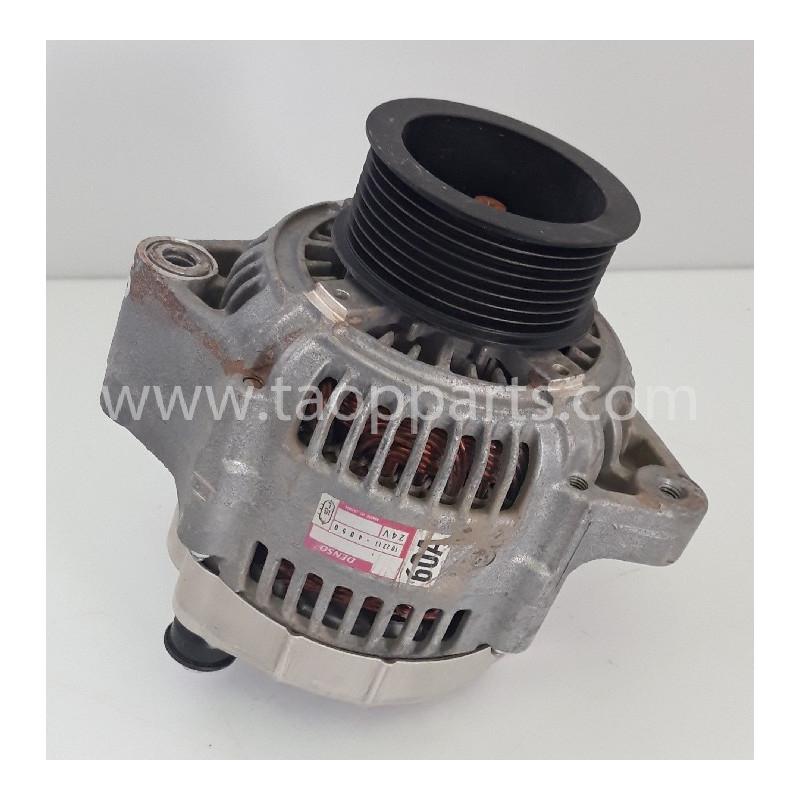 Alternador 600-861-6420 para Pala cargadora de neumáticos Komatsu WA320-5 · (SKU: 57595)