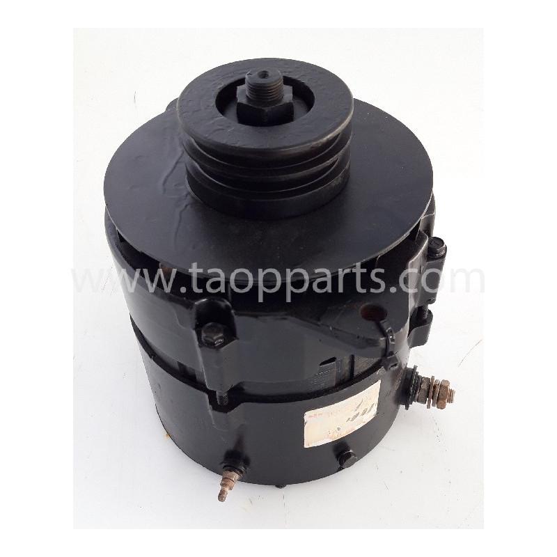 Alternador 600-821-8730 para Pala cargadora de neumáticos Komatsu WA500-3 · (SKU: 57526)