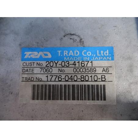 Postenfriador Komatsu 20Y-03-41671 para PC210-8 · (SKU: 1214)