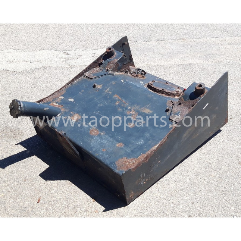 Deposito Gasoil Komatsu 423-04-H1173 de Pala cargadora de neumáticos WA380-6 · (SKU: 55757)