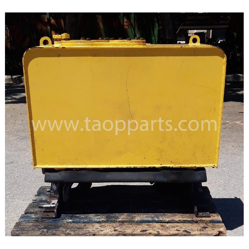 Reservoir hydraulique 423-60-45310 pour Chargeuse sur pneus Komatsu WA380-6 · (SKU: 55746)