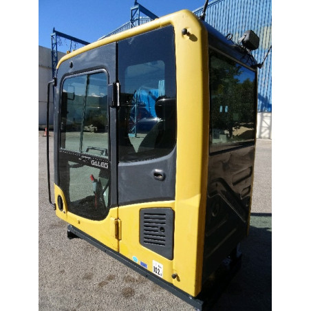 Komatsu Cab 20Y-53-00481 for PC210-8 · (SKU: 925)