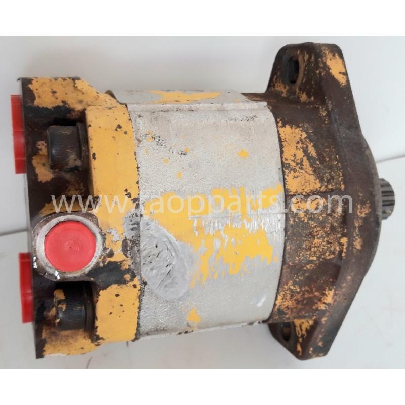 Komatsu Pump 704-30-42140 for Wheel loader WA600-3 · (SKU: 58820)