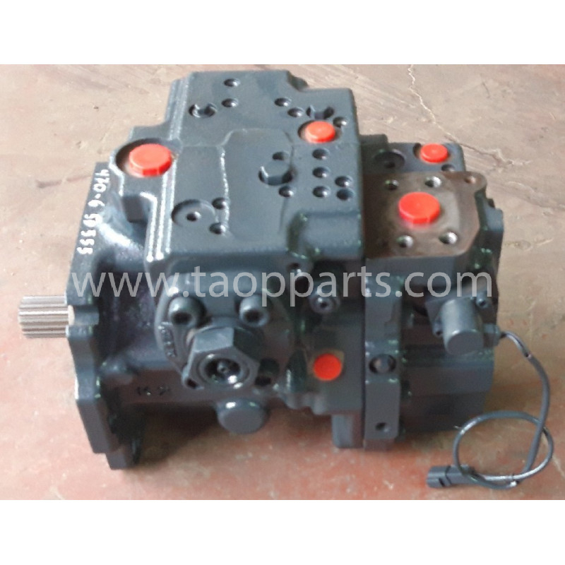 Pompe [usagé|usagée] Komatsu 708-1L-00710 pour WA470-6 · (SKU: 54612)
