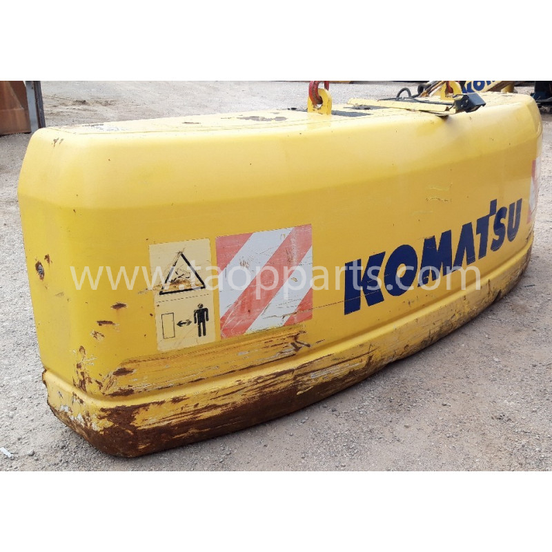 Contrapeso Komatsu 207-46-74200 para PC340-7 · (SKU: 56754)
