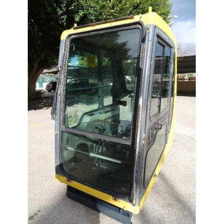 Komatsu Cab 209-54-K1701 for PC340-6 · (SKU: 631)