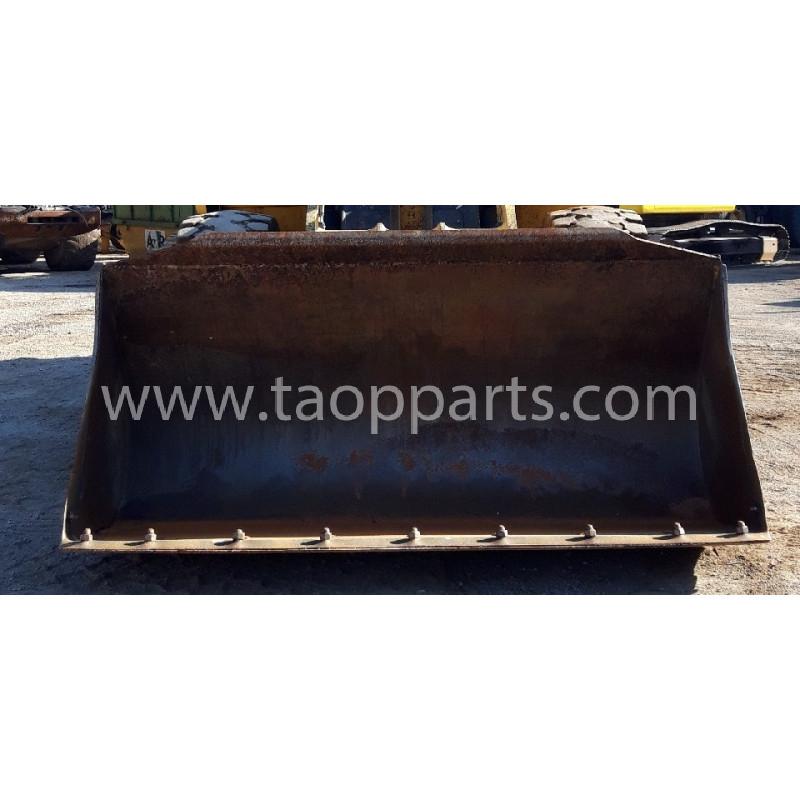 Cazo o Cuchara 423-70-H2060 para Pala cargadora de neumáticos Komatsu WA380-5H · (SKU: 58959)