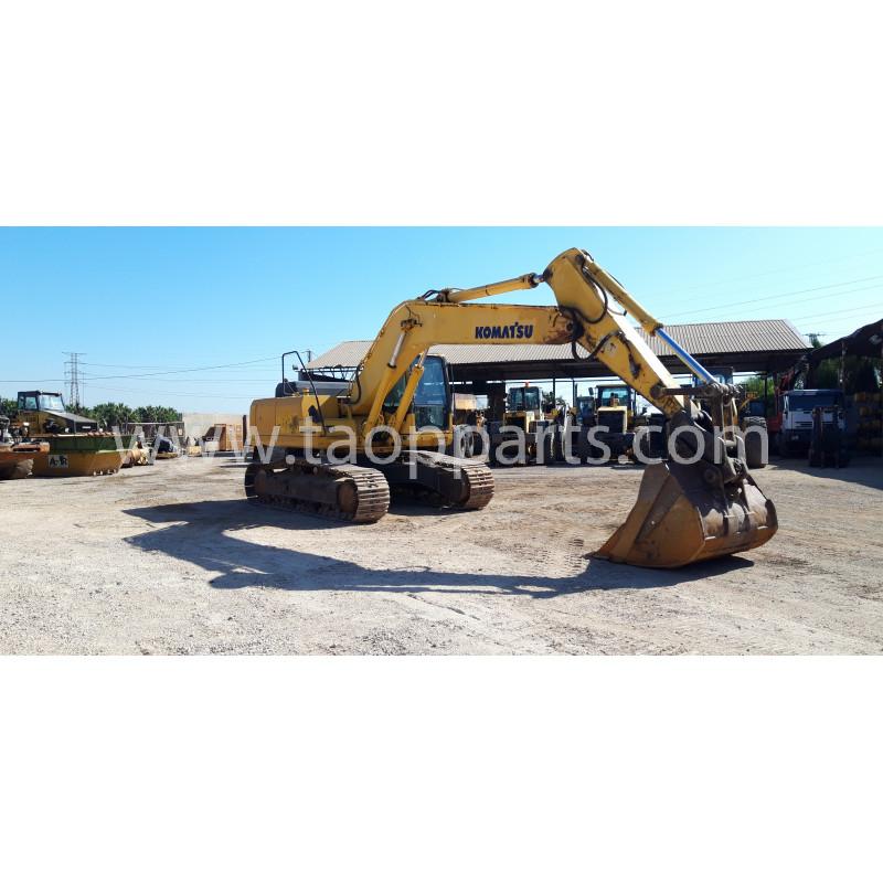 Excavadora de cadenas Komatsu PC290NLC-7
