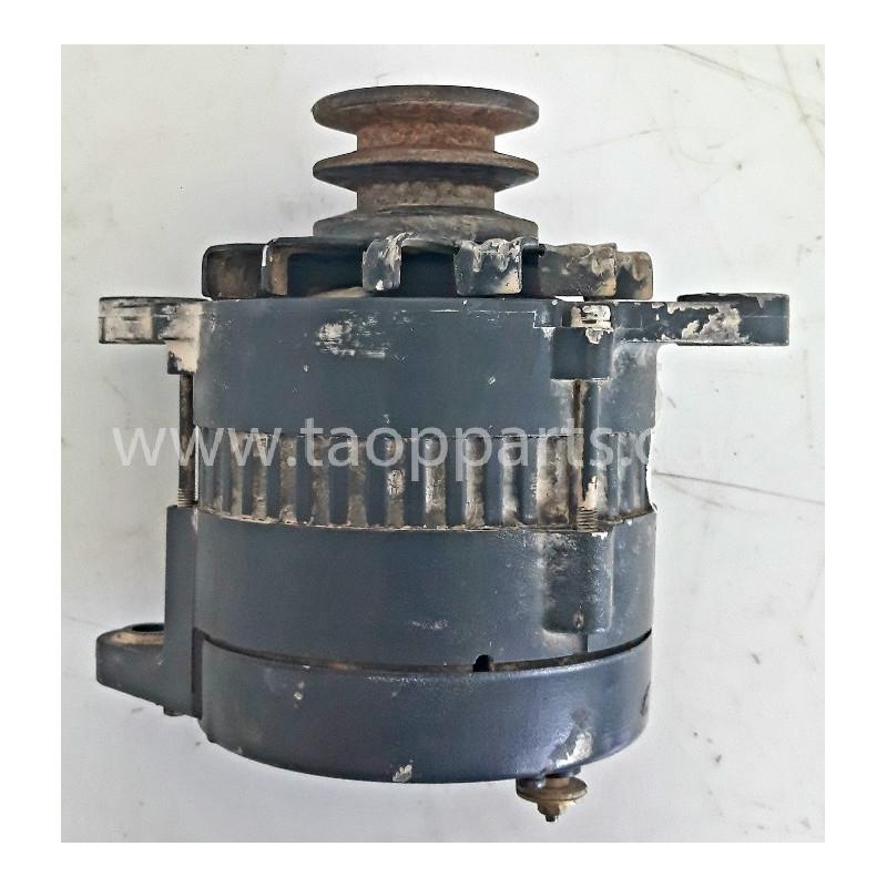 Alternador 600-825-5220 para Pala cargadora de neumáticos Komatsu WA470-6 · (SKU: 59074)
