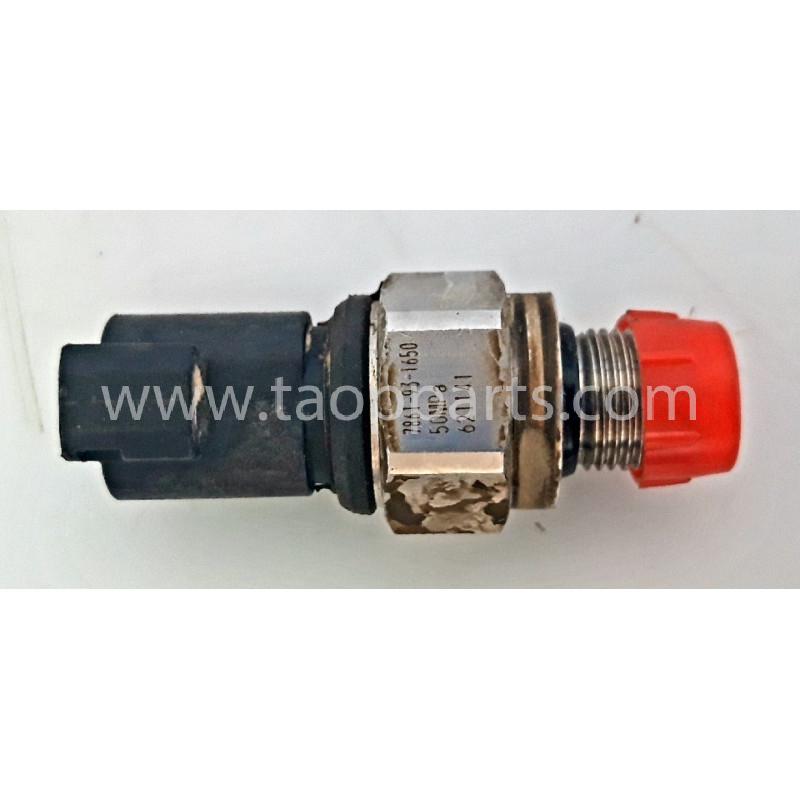 Sensor 7861-93-1650 para Pala cargadora de neumáticos Komatsu WA470-6 · (SKU: 59081)
