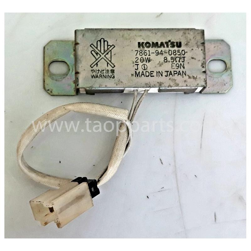 Resistance Komatsu 7861-94-0850 pour PC450-6 ACTIVE PLUS · (SKU: 59092)