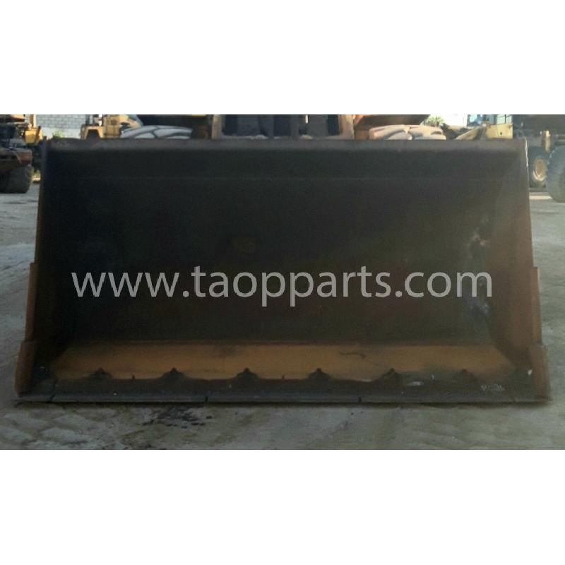 Cazo o Cuchara 421-72-H2260 para Pala cargadora de neumáticos Komatsu WA480-5H · (SKU: 59115)