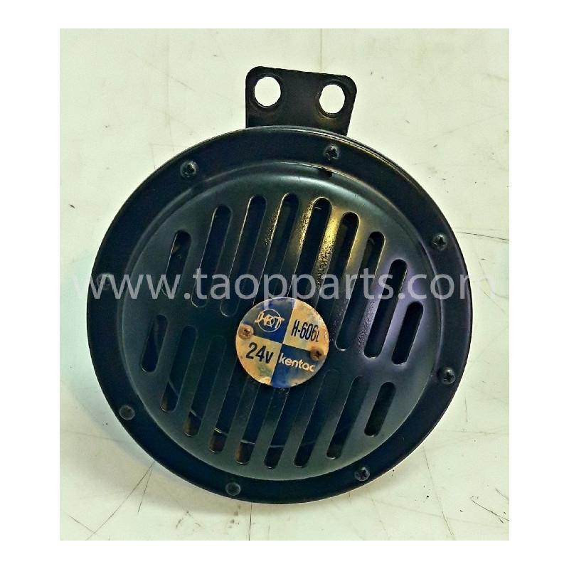 Klaxon Komatsu 427-06-21210 pour Chargeuse sur pneus WA500-3 · (SKU: 59236)
