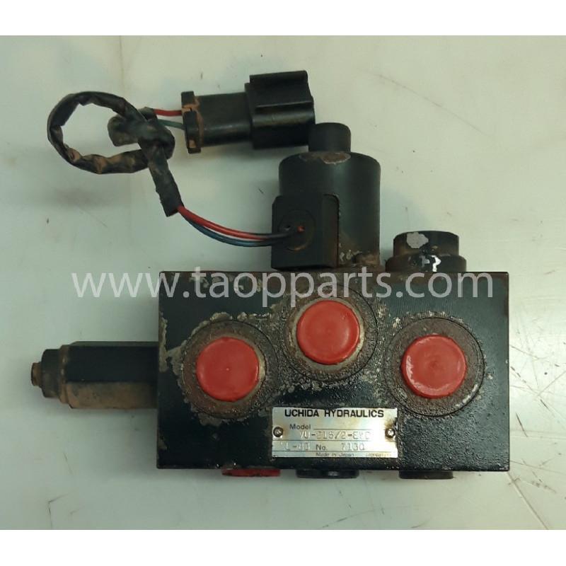 Valvula Komatsu 419-43-27912 de Pala cargadora de neumáticos WA500-3 · (SKU: 59240)