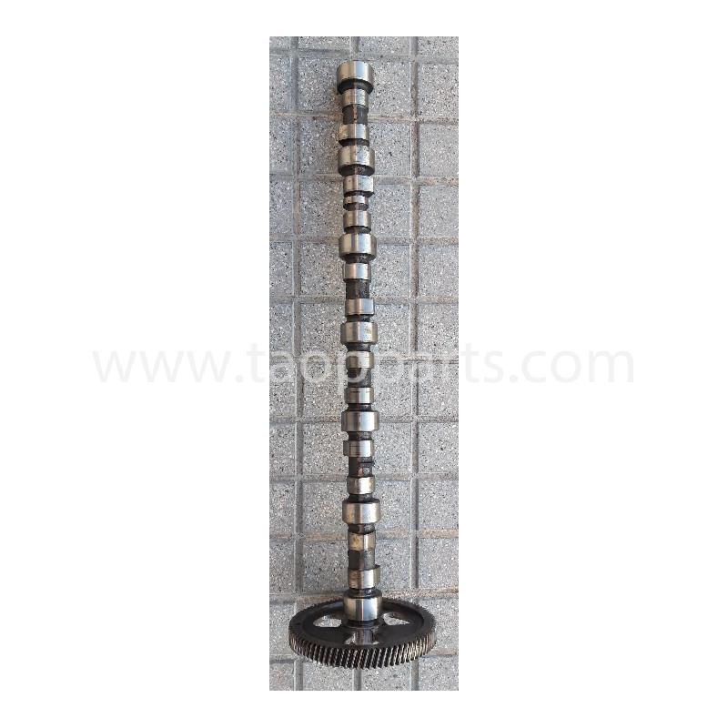 Arbol de levas usado 1278467H2 para Pala cargadora de neumáticos Komatsu · (SKU: 59247)