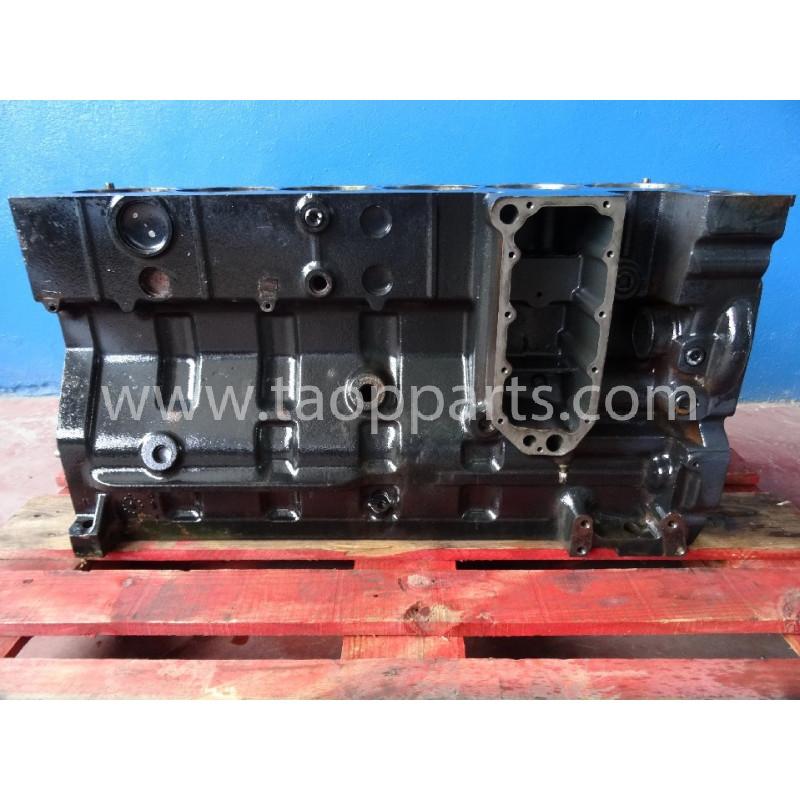 Bloque motor usado 1294789H94 para Pala cargadora de neumáticos Komatsu · (SKU: 59250)