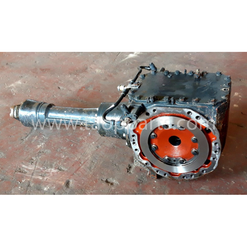 Diferencial 419-22-31010 para Pala cargadora de neumáticos Komatsu WA320-5 · (SKU: 59321)