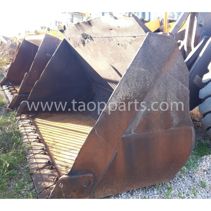 Cazo o Cuchara 55555-00133 para Pala cargadora de neumáticos Volvo L180E · (SKU: 59406)