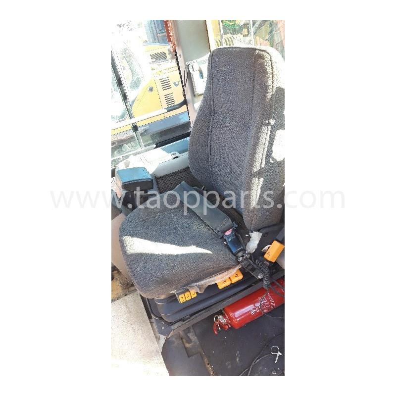 Asiento de conductor 11104273 para Pala cargadora de neumáticos Volvo L150F · (SKU: 57248)