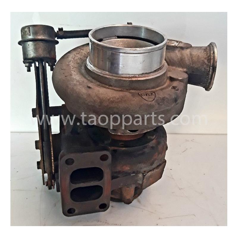 Turbocompresor Komatsu 6754-82-8110 de Pala cargadora de neumáticos WA380-6 · (SKU: 59441)