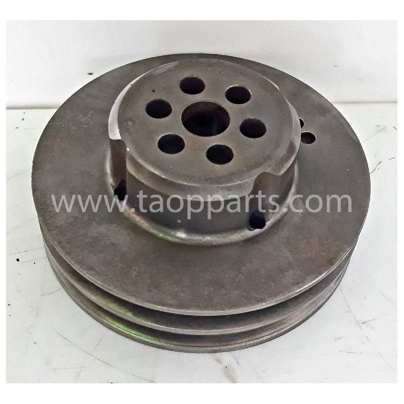 Polea de arrastre usada 6754-81-2610 para Pala cargadora de neumáticos Komatsu · (SKU: 59422)