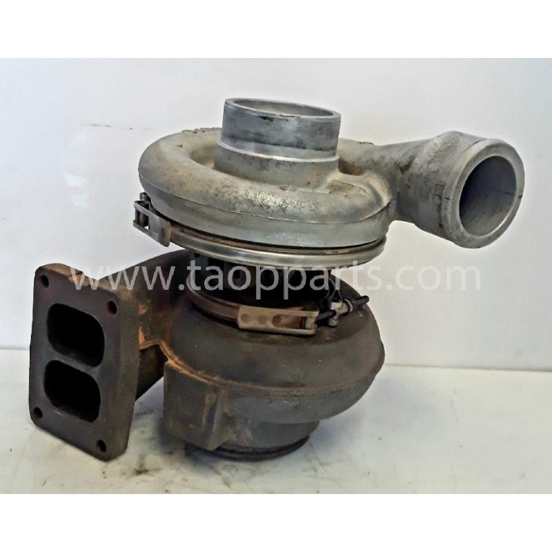 Turbocompresor usado Komatsu 6152-82-8210 para WA470-3H · (SKU: 59455)