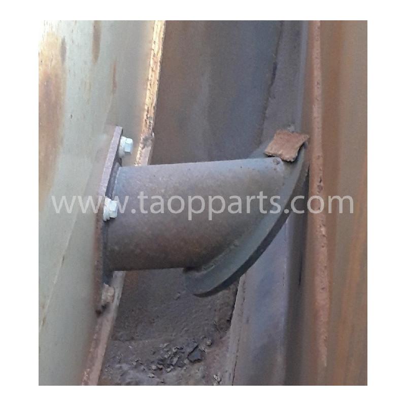 Tubo de escape usado Komatsu 56C-74-11J80 para HM350-2 · (SKU: 59464)