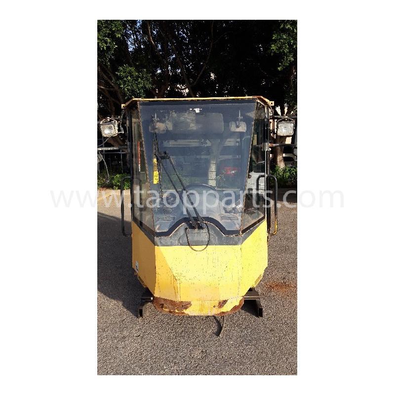 Cabina Komatsu 419-56-H3003 de Pala cargadora de neumáticos WA320PZ-6 · (SKU: 52377)