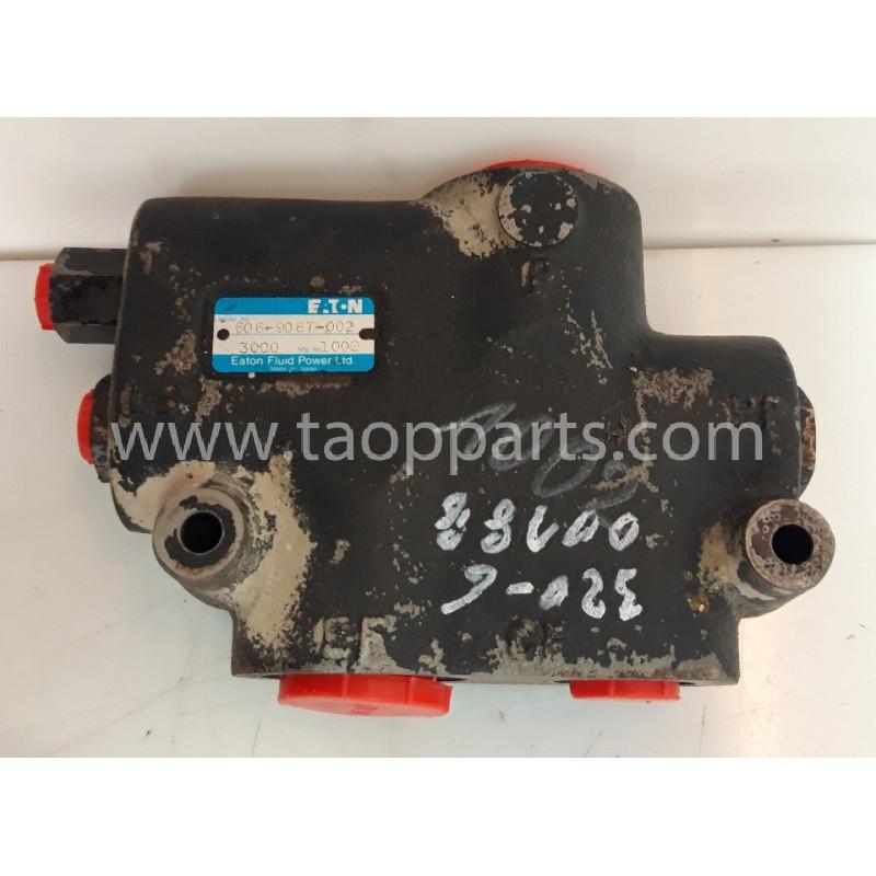 Valvula usada 419-64-35301 para Pala cargadora de neumáticos Komatsu · (SKU: 59723)