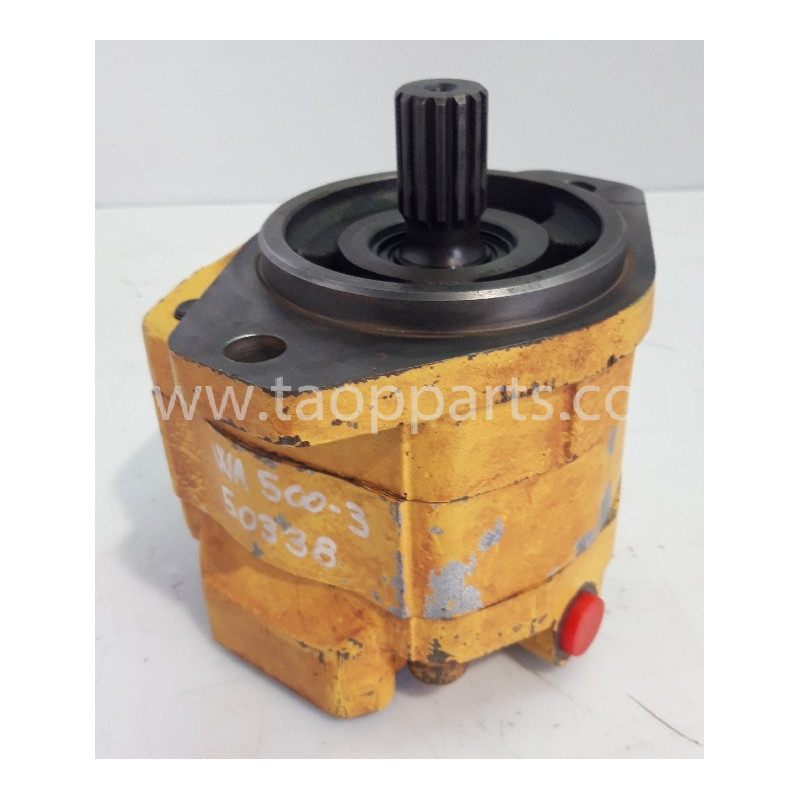 Bomba usada 704-30-36110 para Pala cargadora de neumáticos Komatsu · (SKU: 59662)