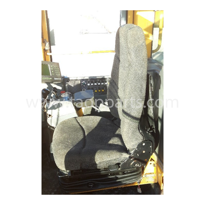 Asiento de conductor 11104273 para Pala cargadora de neumáticos Volvo L180E · (SKU: 59819)