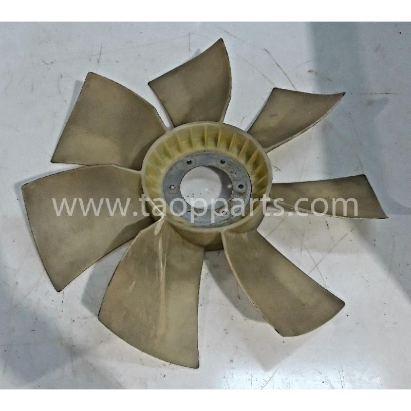 Ventilador usado 418-03-33220 para Pala cargadora de neumáticos Komatsu · (SKU: 52358)