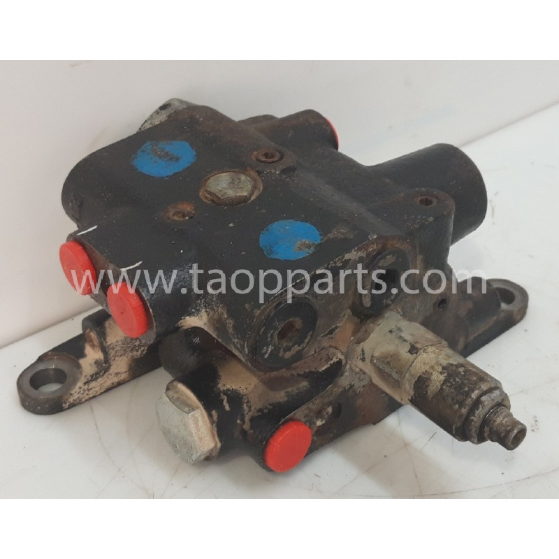 Valvula 418-43-47201 para Pala cargadora de neumáticos Komatsu WA320PZ-6 · (SKU: 59823)
