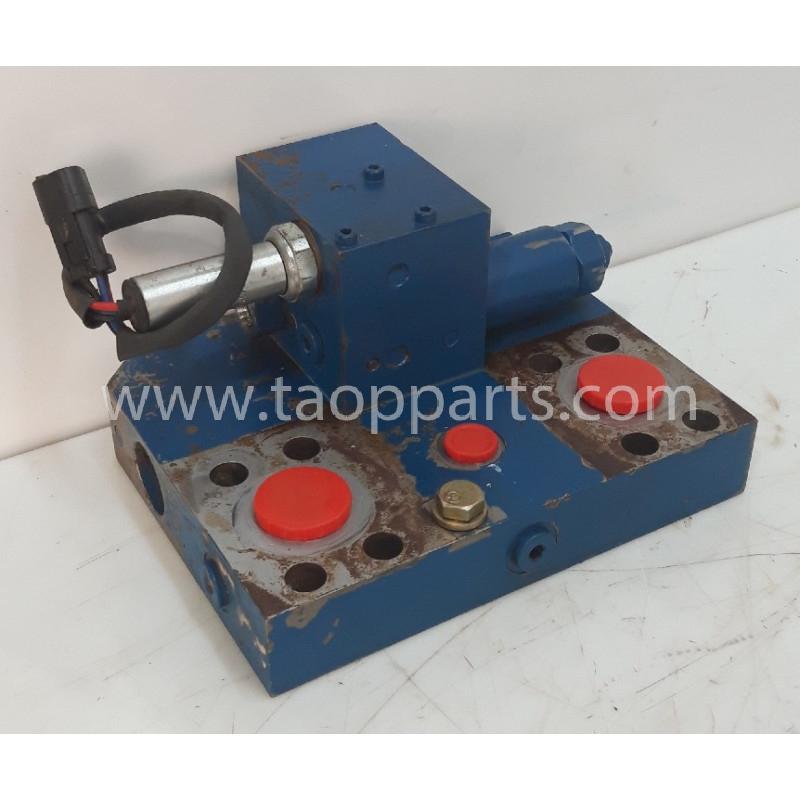 Valvula usada 419-62-31911 para Pala cargadora de neumáticos Komatsu · (SKU: 59826)