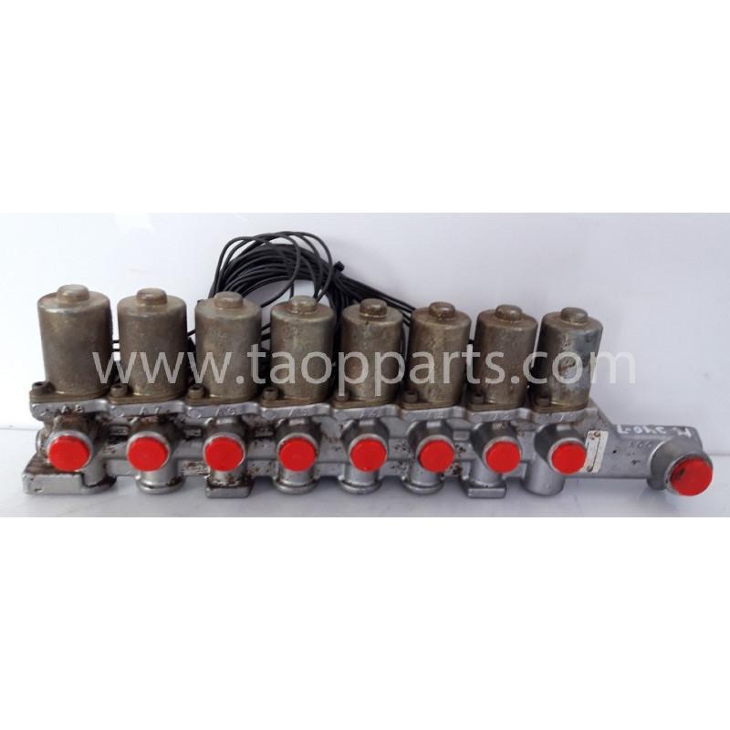 Valvula 20Y-60-31210 para EXCAVADORA DE CADENAS Komatsu PC340-7 · (SKU: 59863)