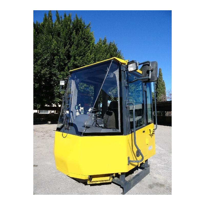 Cabina Komatsu 423-56-H3608 de Pala cargadora de neumáticos WA470-6 · (SKU: 920)