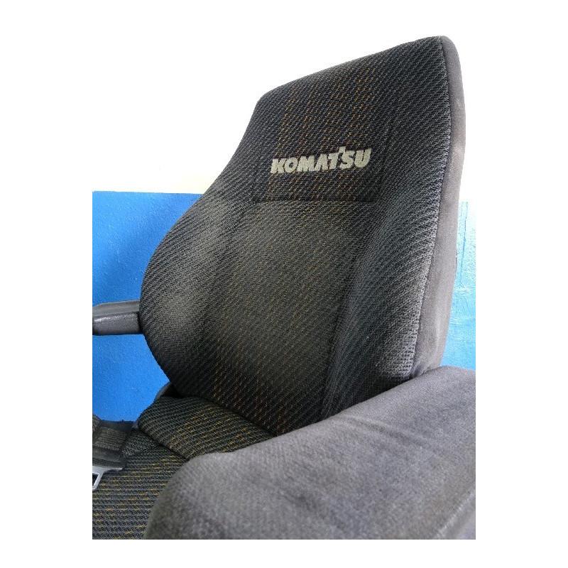 Assento condutor Komatsu 421-57-31110 WA430-6 · (SKU: 1361)