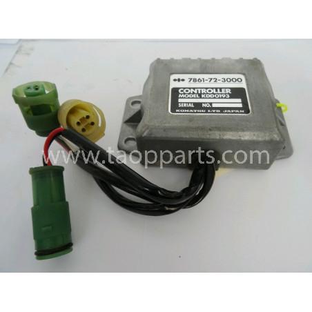 Komatsu Controller 7861-72-3000 for WA600-1 · (SKU: 1382)