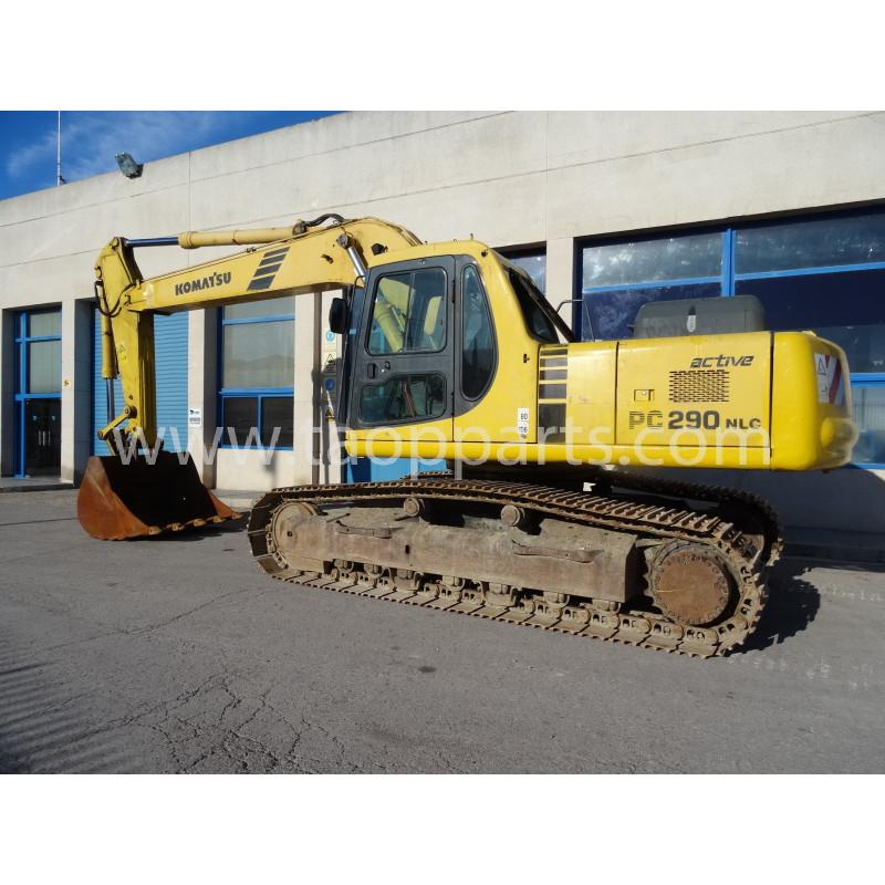 Excavadora de cadenas Komatsu PC290-6