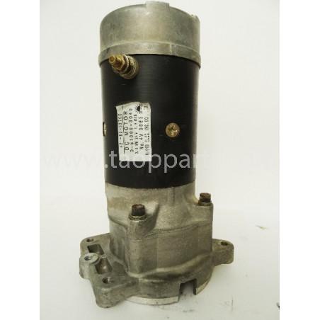 Komatsu Electric motor 421-62-32700 for WA470-5 · (SKU: 1438)