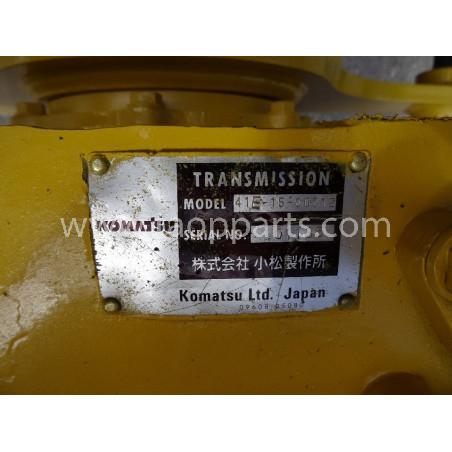 TRANSMISION Komatsu 41E-15-00012 para WD600 · (SKU: 1441)