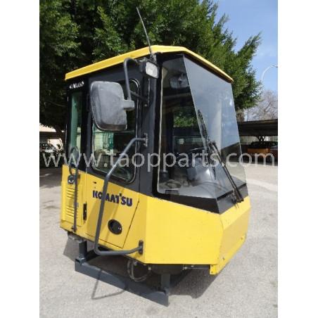 Cabina Komatsu 421-56-H4E00 para WA430-6 · (SKU: 918)