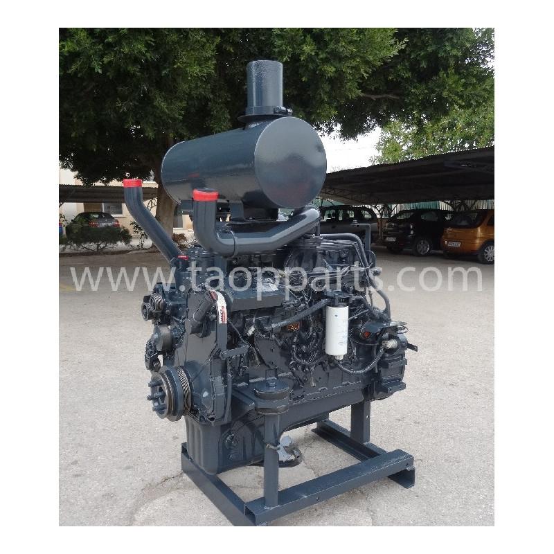 Silnik Komatsu SAA6D114E-2 dla modelu maszyny WA430-6