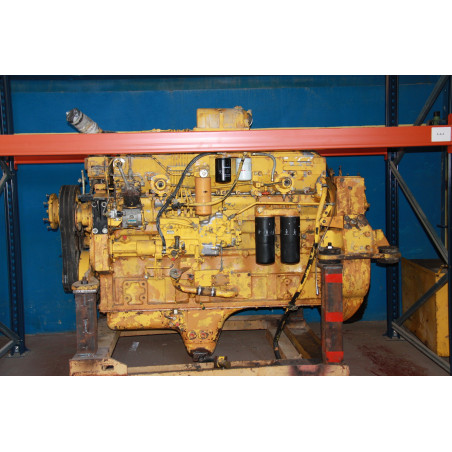 Komatsu Engine KS6D170-1A for WA600-1 · (SKU: 279)