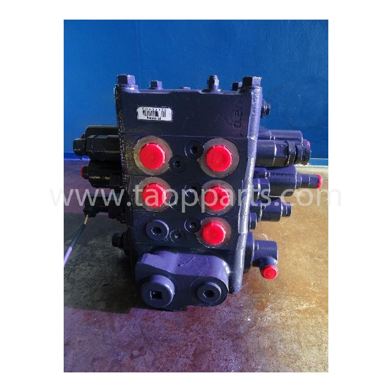 Distribuidor 723-53-16100 para Pala cargadora de neumáticos Komatsu WA430-6 · (SKU: 1483)