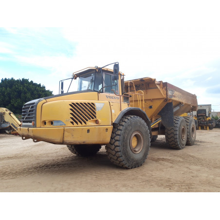 Volvo A40D Articulated dump...