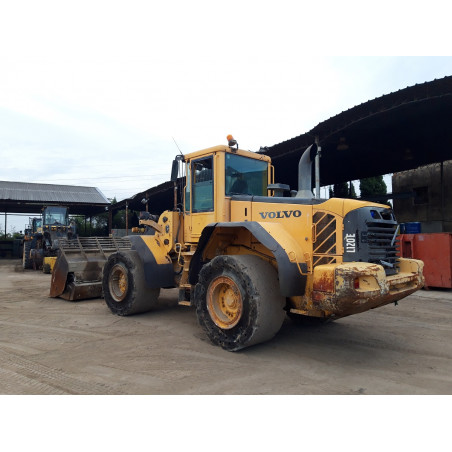 Volvo L120E Wheel loader...