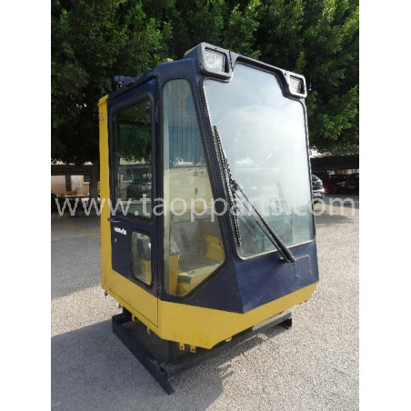 Komatsu Cab 426-54-15002 for WD600 · (SKU: 1521)